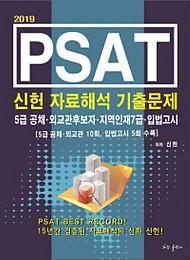 2019 PSAT 신헌 자료해석 기출문제