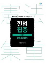 2019 제3판 헌법집중헌법조문정리